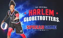Harlem Globetrotters - Spread Game Tour on December 28 at 2 p.m. or 7 p.m.