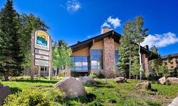 Stay at Cedar Breaks Lodge & Spa in Brian Head, UT