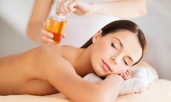 Body Massage with Hot-Stone Treatment at Just Relax Spa (Up to 50% Off). Three Options Available.