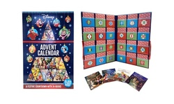 Disney Advent Calendar 2021 with 24 Mini Storybooks