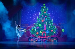 The Nutcracker on Friday, December 18th at 2 p.m. and 7 p.m. or Saturday, December 19 at 2 p.m.