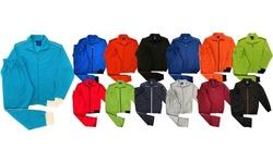 Men's 2-piece Full Jogging Tracksuit Track Jacket & Track pants Activewear Suit