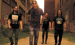Puddle Of Mudd on October 29 at at 6:30 p.m.