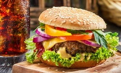 Up to 50% Off on Burger Restaurant at BRGR Kitchen + Bar