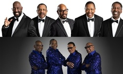 The Temptations & Four Tops on October 28 at 8 p.m.