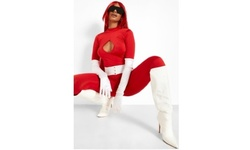 60% Off + Free Shipping Halloween Costume Catsuit (Boohoo Coupon)