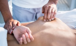 60-Minute Deep-Tissue Acupressure Massage for One or Two at W Day Spa (Up to 55% Off). Four Options Available.