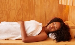 One, Two, or Three 60-Minute Detox Sauna Sessions with Brightening Facials at Wholly Holistics (Up to 30% Off)
