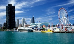 Chicago Vacation. Price is per Person, Based on Two Guests per Room. Buy One Voucher per Person.