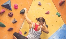 Up to 31% Off on Climbing - Indoor at District Jungle