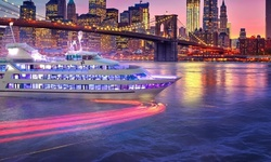 Admission for One or Two to International Party Cruise NYC (Up to 81% Off). 28 Options Available.