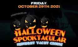 $15 for General-Admission Ticket for One to Halloween Spooktacular Midnight Yacht Cruise ($40 Value)