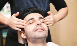 Up to 50% One or two 30-Minute Men's Facial at Serenity Spa Studio
