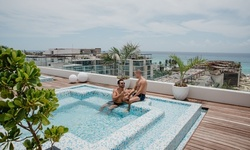 Stay for Two at the 4.5-Star The Reef 28 in Playa del Carmen, Mexico.