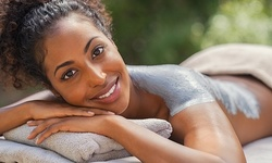 Body Wrap and/or Sauna Blanket at Nubian Beauty Bar (Up to 32% Off)