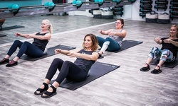 Up to 50% Off on Five Fitness Classes or Unlimited Fitness Classes for One Month at Breaking Barre