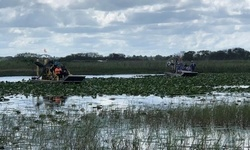 60-, 90-, or 120-Minute Airboat Tour from Marsh Landing Adventures (Up to 20% Off). Three Options Available.