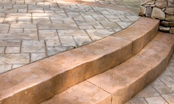 Up to 50% Off on Concrete Staining at Rogers Power Washing