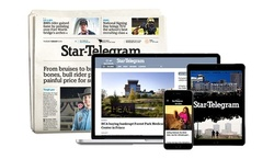 26- or 52-Week Sunday Home Delivery Subscription & Digital Access from Fort Worth Star-Telegram (Up to 87% Off).