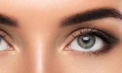 Brow Tinting with Optional Waxing or Brow Waxing or Threading at Beautiful Revenge Salon and Spa (Up to 65% Off)