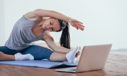 $68 for Five 45-Minute Live Online Group Mat Pilates Workouts from Active Body Pilates ($90 Value)
