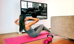 $39 for Five Live 45-Minute Pilates Classes from Pilates@Home ($75 Value)
