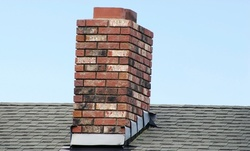 Chimney Sweep for Up to 12 Feet or Dryer Vent Cleaning for Up to 6 Feet from Chimney Pro (Up to 87% Off)