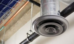 Air-Duct or Dryer-Vent Cleaning from Sanitize My Air (Up to 86% Off). Two Options Available.