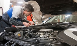 Standard Oil Change at Meineke Car Care Center (58% Off)