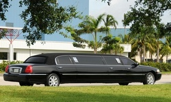 Up to 59% Off on Black Car / Limo / Chauffeur (Transportation) at Derby City Limousines