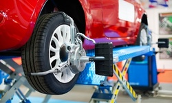 $47 for Wheel Alignment at Meineke Car Care Center ($99.95 Value)