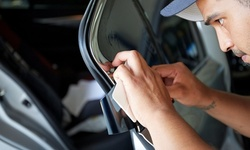 Window Tinting at Discount Tint and Audio (Up to 23% Off). Two Options Available.