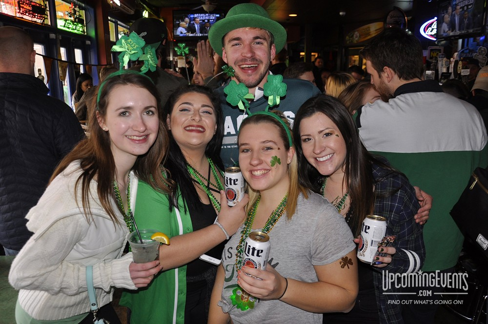 The Shamrock Crawl (University City)